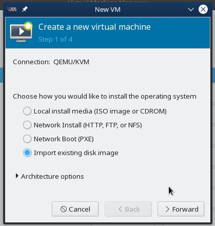 step1-KVM-import-existing-disk-image